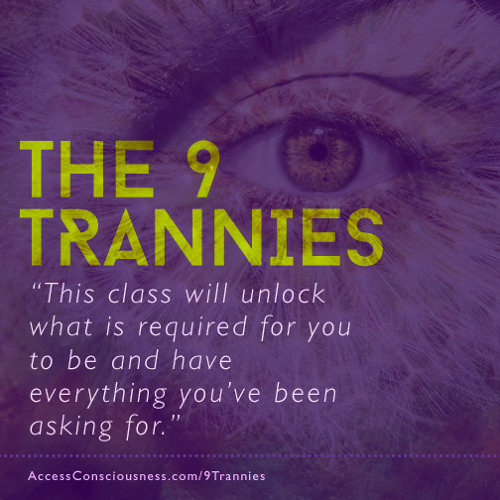 9 Trannies - Are You Ready to Have & Be Everything?