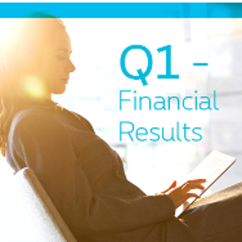 Conference call Financial results Q1 2015