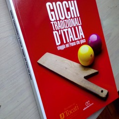 Giochi Tradizionali d'Italia - intervista Radio Capital