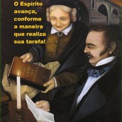 """UMA NOVA FILOSOFIA - """"O Espírito avança conforme a maneira que realiza sua tarefa"""" - Prog. 13 da série"""