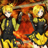 Kagamine Rin&Len Poker Face (English Lyrics in the Description)