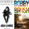 Mako Vs Bobby Brush Vs Milk N Cookies - Happy Mashup (TCabby)