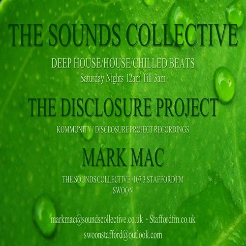 THE DISCLOSURE PROJECT AND MARK MAC TSC 107.3 STAFFORD FM