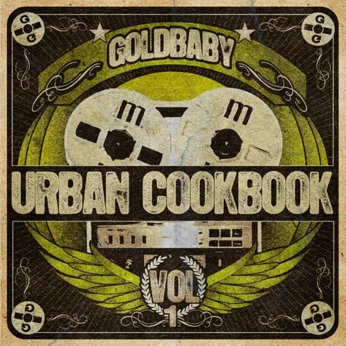 Urban Cookbook 1 by Goldbaby