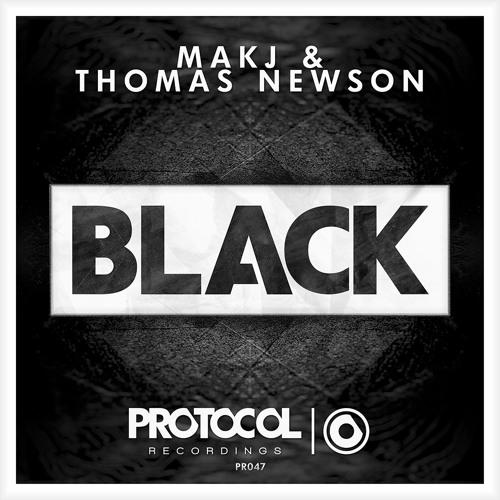 MAKJ & Thomas Newson - Black (OUT NOW)