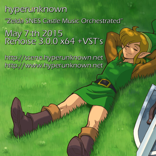 Zelda SNES Castle Theme Orchestrated by hyperunknown | Free