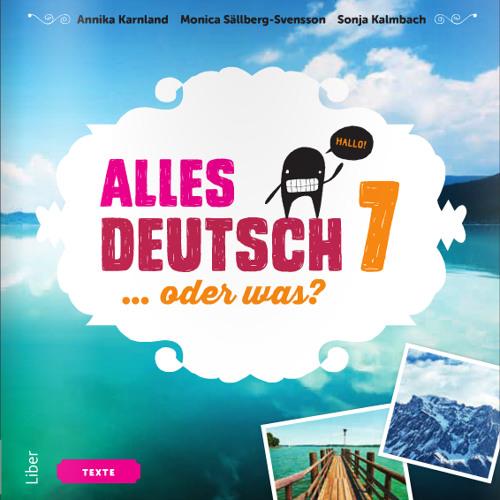 Alles Deutsch 7 - Examples
