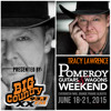 Tracy Lawrence May 13 - Breakfast Show