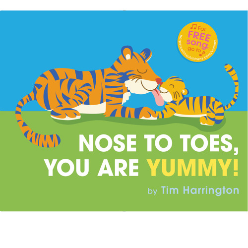 You Are Yummy! Nose to Toes