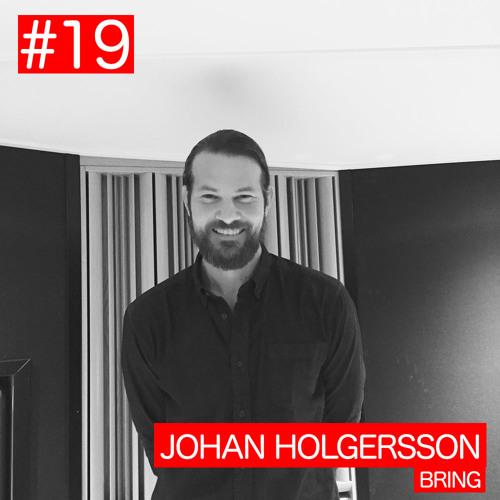 #19 Johan Holgersson, Bring