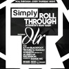 Simply Roll Through Presents DLR (DISPATCH) Promo Mix compiled and mixed by 'Blackfoot'