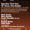 Fierce Angel Presents.....Mark Doyle - May 2015