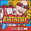 DUSTEE - THE BANK 2 YEARS ANNIVERSARY - DUS&TED - BIRTHDAY MIX 2015 CD