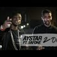 Aystar Ft. Safone - 2 On (Remix) [Music Video]