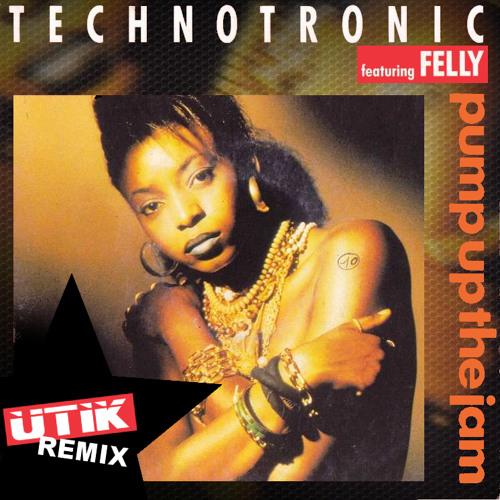 Technotronic - Pump Up The Jam (UTIK Remix)