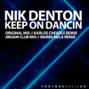 Nik Denton Keep On Dancin Karlos Cheadle Remix Out Now Mp3