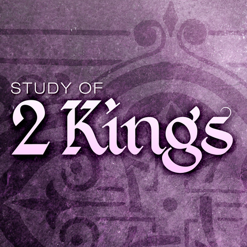 Book of 2 Kings with Pastor Joe Marquez from Word of Grace Radio.