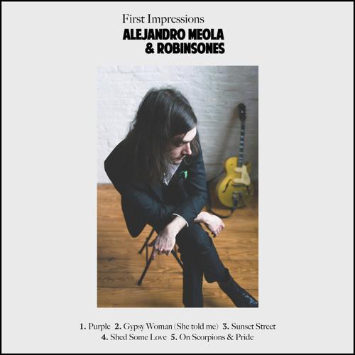 Alejandro Meola & Robinsones - Purple