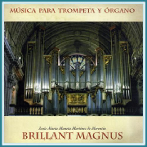 Fantasía para dos trompetas y órgano (Guarneriana) Op. 380 (Adagio) - Jesús Mª Muneta