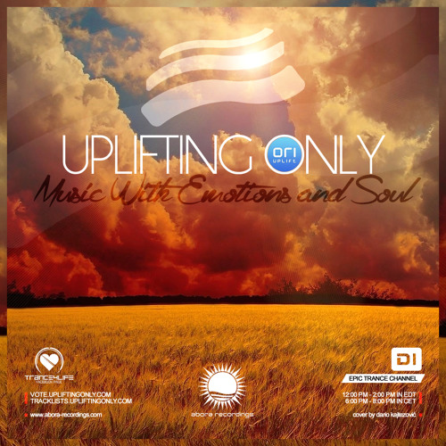 Uplifting Only 118 (May 14, 2015)