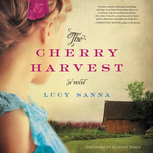 THE CHERRY HARVEST by Lucy Sanna