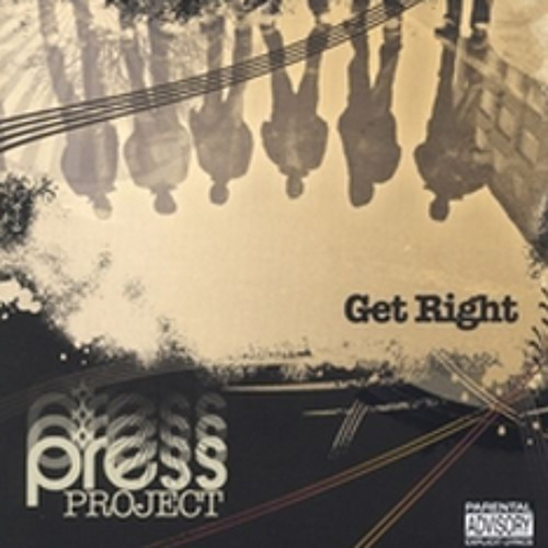 The Press Project - Live Hip Hop Band