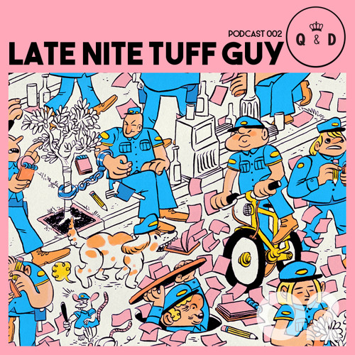 Queen & Disco ¦ Podcast 002 Pt. 2 - Late Nite Tuff Guy Live @ Q&D, Derry