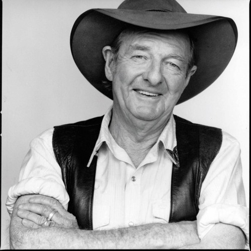 Slim Dusty Song of the West