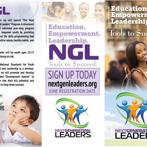 Next Generation Leaders (NGL) 60 Second Radio Ad Commercial