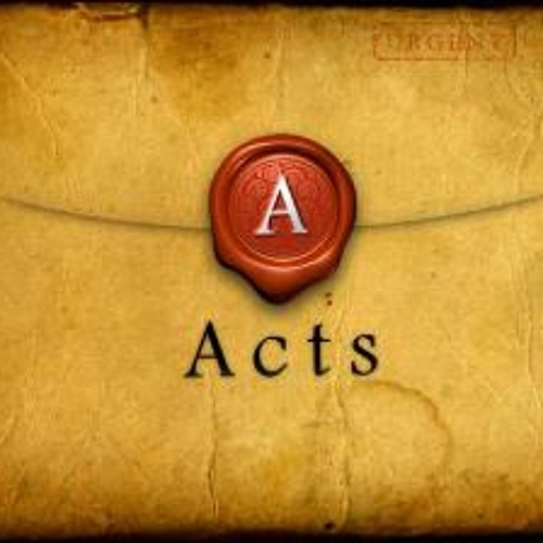 The Book of Acts with Senior Pastor Joe Marquez