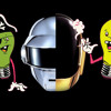 Daft Punk V Queens Of The Stone Age - Something About Us/Make It Wit Chu
