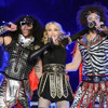 Madonna feat. LMFAO - Party Rock Music (MusicInferno Mashup)