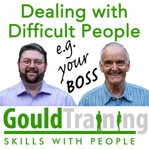 Dealing With Difficult People - a demanding boss