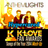 Hypercore - K-LOVE Fan Awards- Songs Of The Year  2014 Mash - Up
