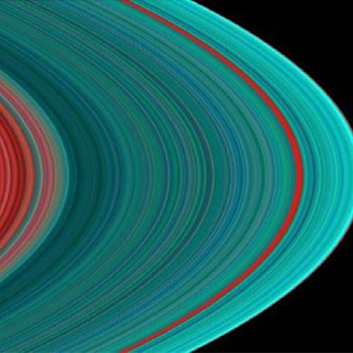 Lightning On Saturn