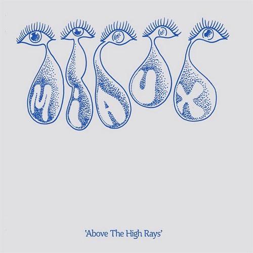 "Above The High Rays, 12"" Feeding Tube Records / Tape, Ultra Eczema"