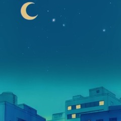 distant moon.