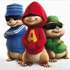Chipmunks Ft Emine And Rihana - Love To Way U Lie
