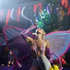 Miley Cyrus - Tiger Dreams Live at Adult Swim Party 2015 (New Song)
