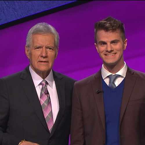 #108: Louis Virtel Talks About Snapping on Jeopardy and Going Viral