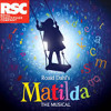Matilda The Musical - Naughty Cover