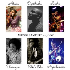 AFRODREAMFEST 2015 Promo Interview on RR