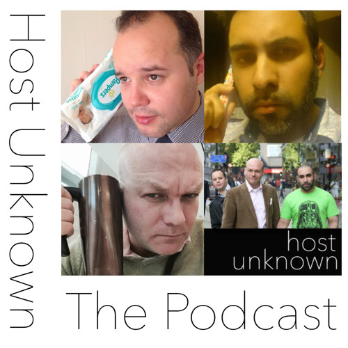 HostUnknown Podcast Official Pilot