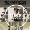 Ronnie Icon - Taeyang RISE Album In 3 Minutes