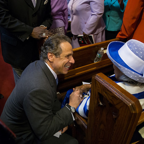 Governor Cuomo Delivers Remarks at the Church of St. Mark Episcopal in Brooklyn
