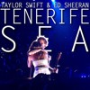 ed sheeran and taylor swift tenerife sea - Rock In Rio 2014