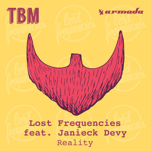 Lost Frequencies featuring Janieck Devy — Reality (studio acapella)