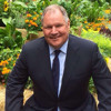 Lord Mayor Robert Doyle explains why the locks are being removed from Southgate Bridge