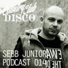 Sebb Junior - Country Club Disco Podcast #14 w/ Opening Set by Golf Clap