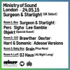 Rinse FM Podcast - Surgeon - 17th May 2015.mp3